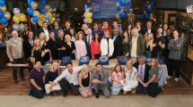 Days of our Lives cast, executives and writers. Photo: © Howard Wise/JPI Studios