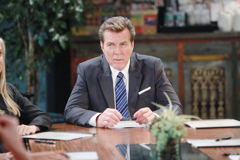 """Peter Bergman """"The Young and the Restless"""" Set  CBS television City Los Angeles 06/28/16 © Howard Wise/jpistudios.com 310-657-9661 Episode # 10981 U.S. Airdate 08/05/16"""