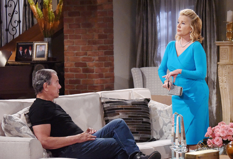 Eric Braeden, Melody Thomas Scott 