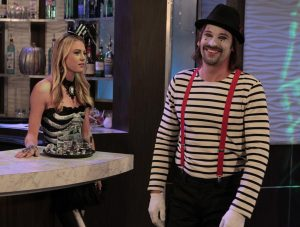 "GENERAL HOSPITAL - ""General Hospital"" celebrates Halloween the week of October 31, 2016.     (ABC/Rick Rowell)  HAYLEY ERIN, ROGER HOWARTH"