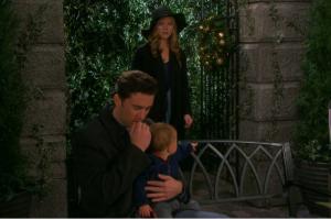 Abigail creeps on Chad removing his wedding ring.