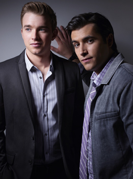 Chandler Massey & Freddie Smith
