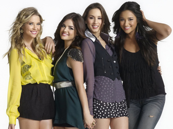 Caste of Pretty Little Liars