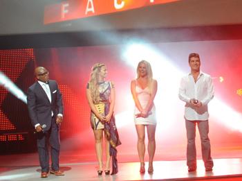 Season 2 Judges on US X Factor