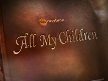 'All My Children' Reveals L.A. Bound Cast
