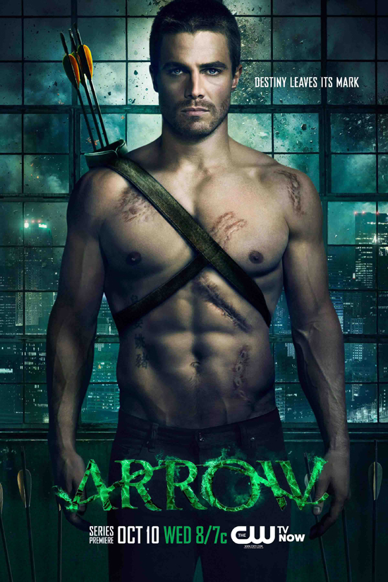 Arrow Official Poster