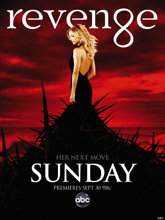 RevengeSeason2Poster