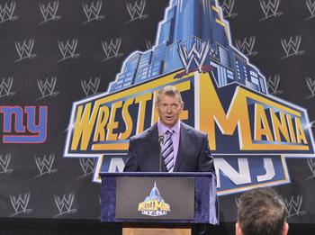 Vince McMahon