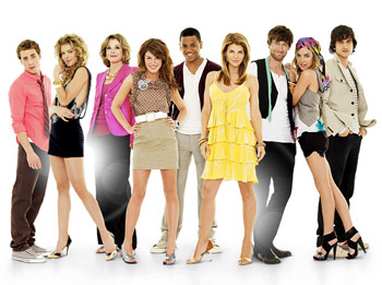 90210 A Hit For The CW!