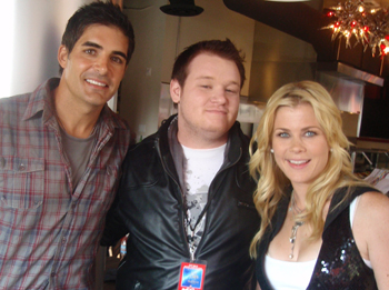 A 'Day of Days' With Alison Sweeney & Galen Gering