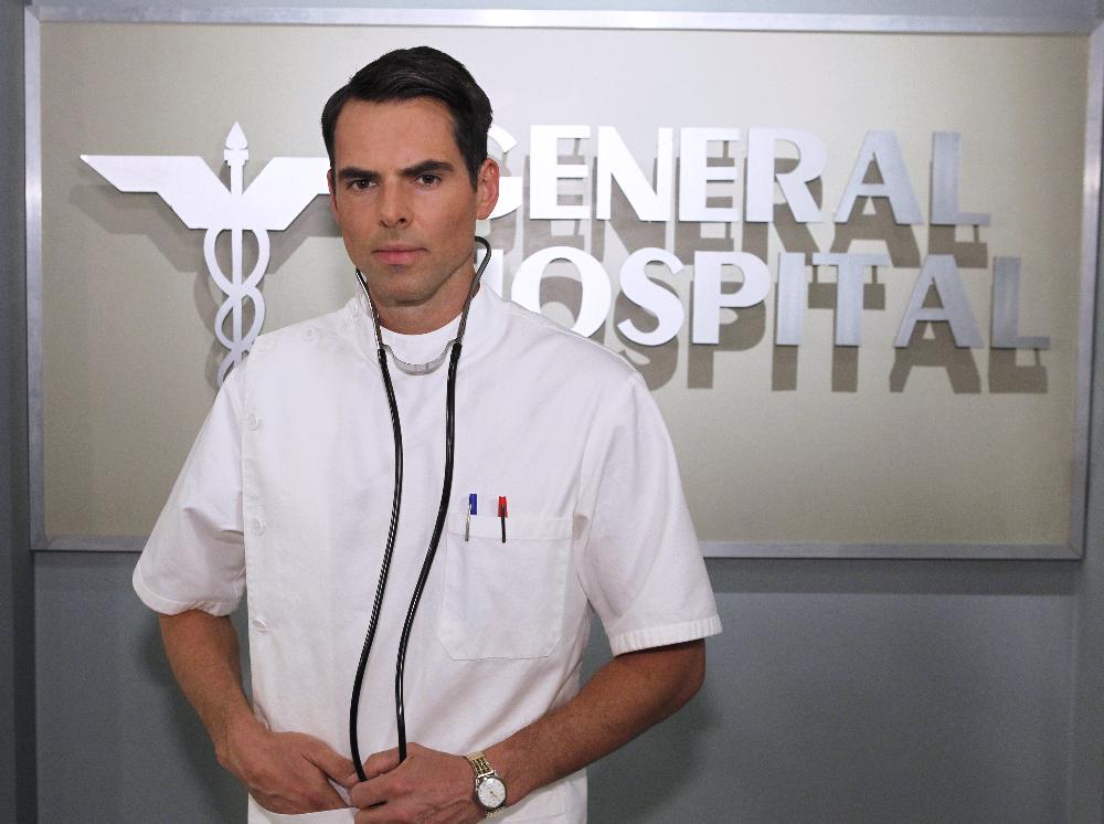 Jason Thompson as Dr. Steve Hardy