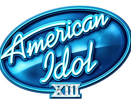 AMERICAN IDOL XIII: Logo. © 2013 FOX