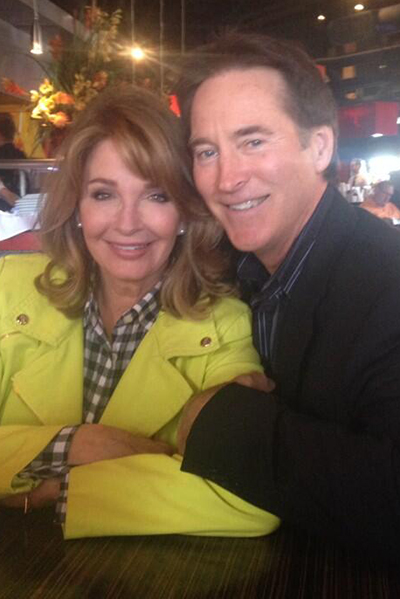 'Day of Days' Interview: Deidre Hall and Drake Hogestyn ...