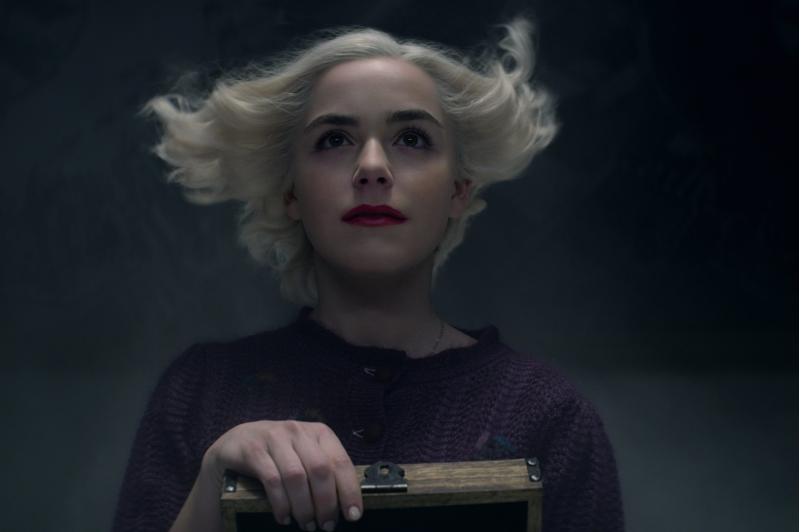 New 'Chilling Adventures of Sabrina' trailer teases the beginning of the end