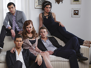 Days of our Lives Young Cast