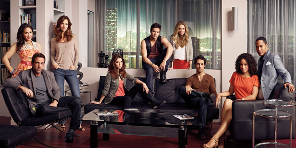 Cast of Hollywood Heights
