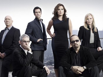 Cast of Law & Order: SVU