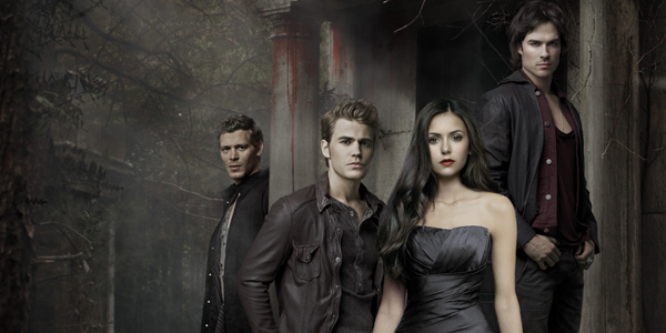 Season 3 Cast of Vampire Diaries