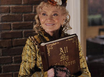 Agnes Nixon guest stars on 'All My Children's' 10,000th Episode