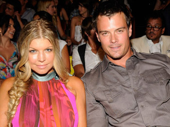 TV and Film Star Josh Duhamel Ties The Knot